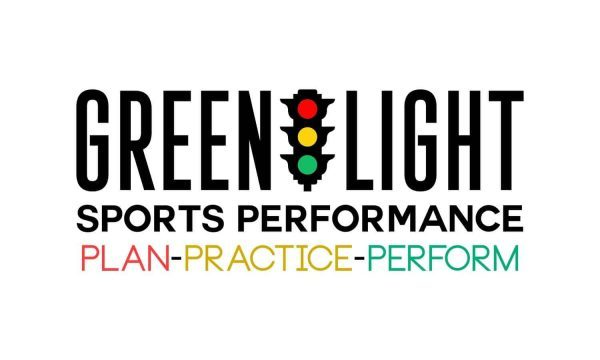 Green Light Sports Performance logo - 2-4-1 Sports Track is Back Sponsor